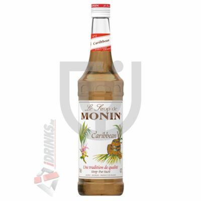 Monin Caribbean Rum Szirup [0,7L]