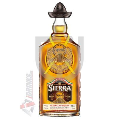 Sierra Spiced Tequila Likőr [0,7L 25%]