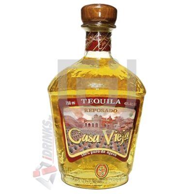 Casa Vieja Reposado Tequila [0,7L 38%]