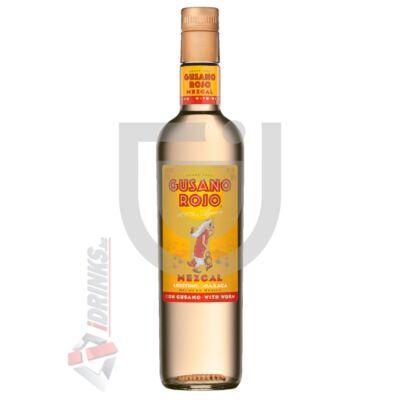 Mezcal Gusano Rojo [0,7L|38%]