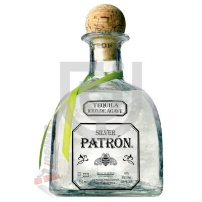 Patron Silver Tequila [0,7L|40%]
