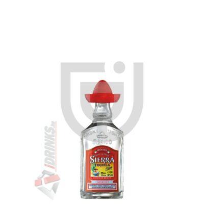 Sierra Silver Tequila Mini [0,04L 38%]