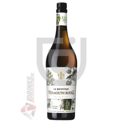 La Quintinye Extra Dry Vermut [0,75L 17%]