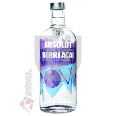 Absolut Acai Berri Vodka [1L|40%]