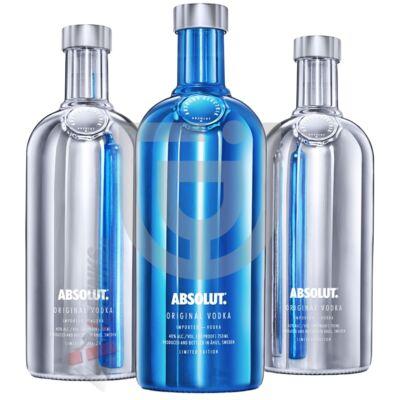 Absolut Electrik Vodka [0,7L|40%]