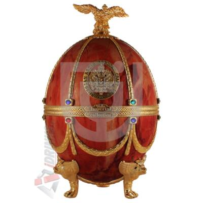 """Imperial Collection Faberge Egg  """"Marble disagne"""" Vodka [0,7L 40%]"""