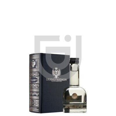 Legend of Kremlin Black Book Edition Vodka Mini (DD) [0,05L|40%]