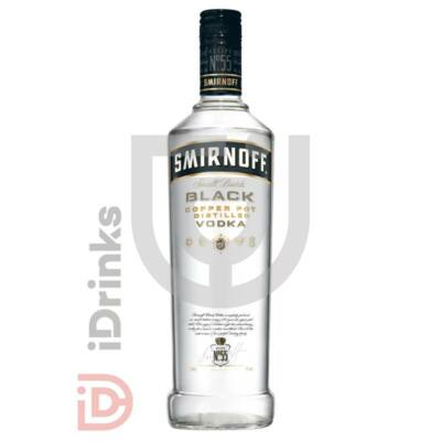 Smirnoff Black Vodka [0,7L|40%]