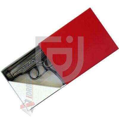 Zlatogor Makarow Pistole Vodka [0,1L|38%]
