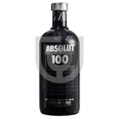 Absolut 100 Vodka [0,7L|50%]