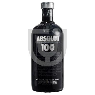 Absolut 100 Vodka [0,7L|50%]