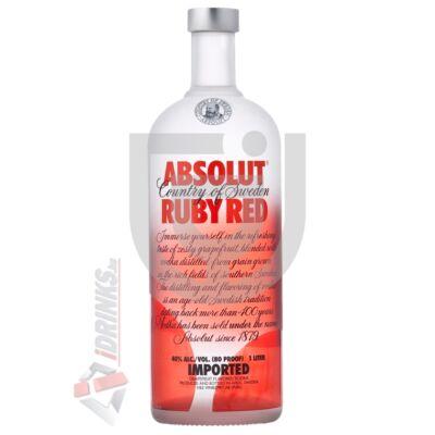 Absolut Ruby Red /Grapefruit/ Vodka [1L|40%]