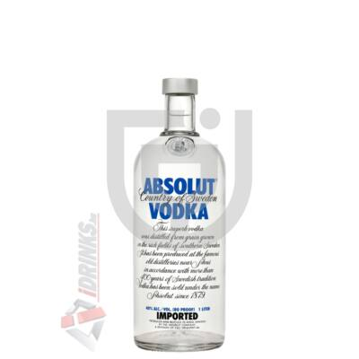 Absolut Blue Vodka [0,5L|40%]