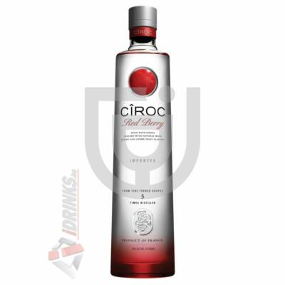 Ciroc Red Berry Vodka [0,7L 37,5%]