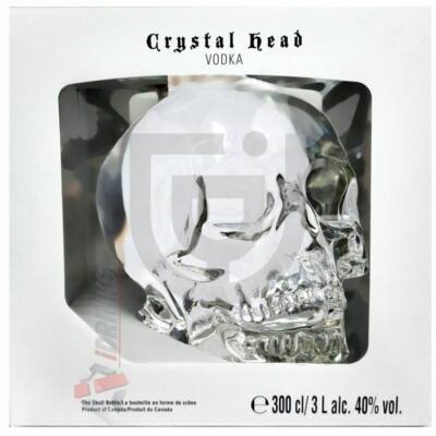 Crystal Head Vodka [3L|40%]