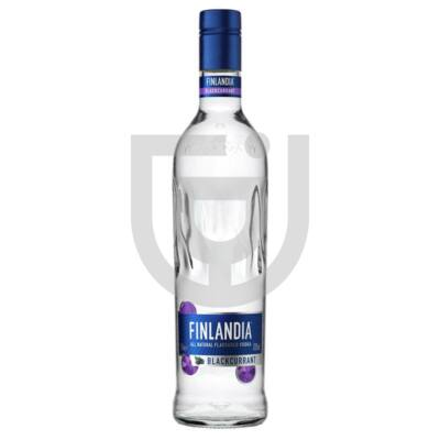 Finlandia Blackcurrant /Feketeribizli/ Vodka [1L 37,5%]