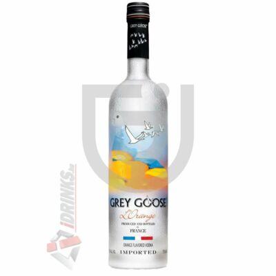 Grey Goose Narancs Vodka [1L|40%]