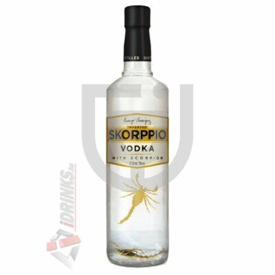 Skorppio Vodka [0,7L 37,5%]