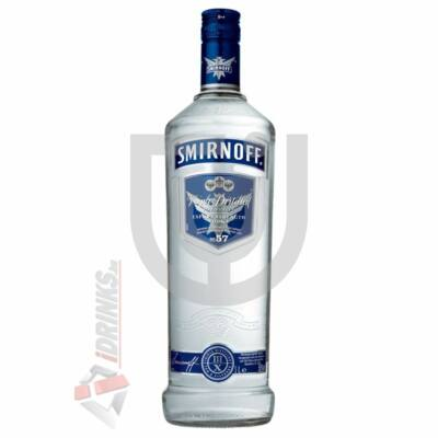 Smirnoff Blue Vodka [1L|50%]