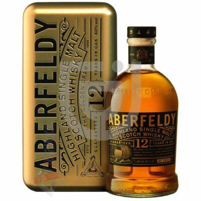 Aberfeldy 12 Years Gold Bar Edition Whisky [0,7L|40%]