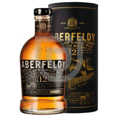 Aberfeldy 12 Years Whisky [0,7L|40%]