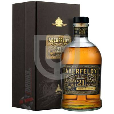 Aberfeldy 21 Years Whisky [0,7L|40%]