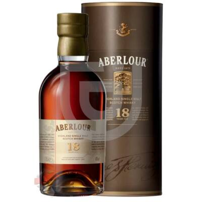 Aberlour 18 Years Whisky [0,7L 43%]