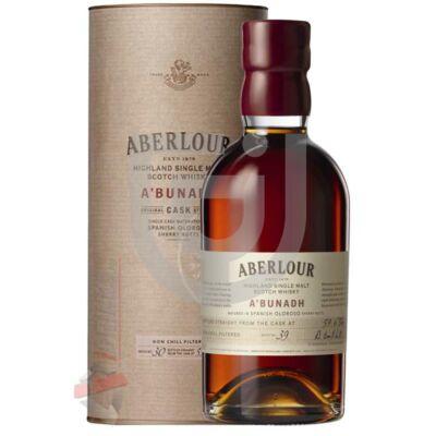 Aberlour A'bunadh Whisky [0,7L 60,3%]
