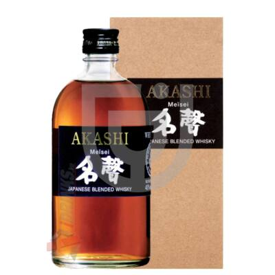 Akashi White Oak Meisei Whisky [0,5L 40%]