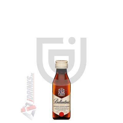 Ballantines Whisky Mini [0,05L 40%]