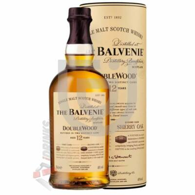 Balvenie 12 Years Double Wood Whisky [0,7L 40%]