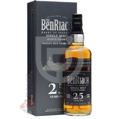BenRiach 25 Years Whisky [0,7L 46,8%]