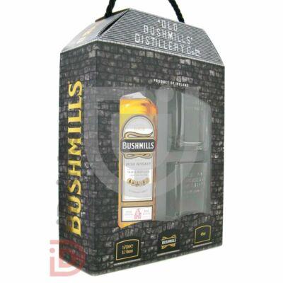 Bushmills Original Whiskey (DD+ 2 Pohár) [1L|40%]