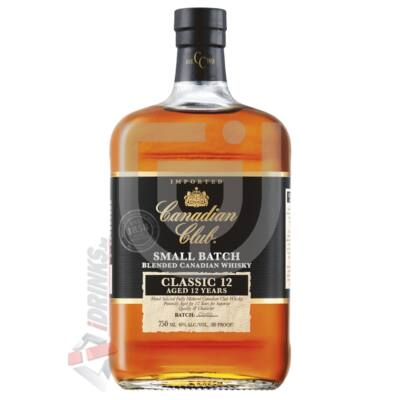 Canadian Club 12 Years Whisky [0,7L|40%]