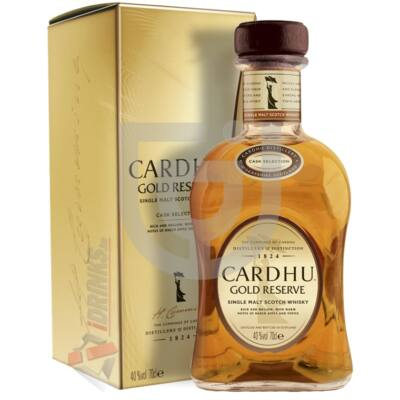 Cardhu Gold Reserve Whisky [0,7L 40%]