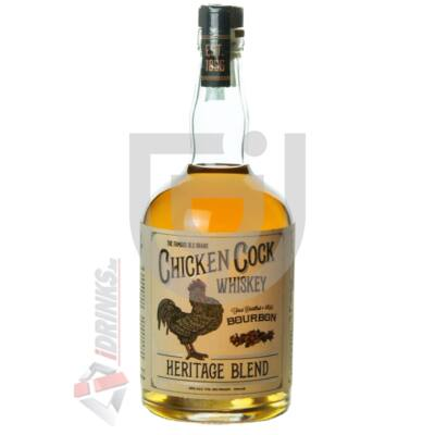 Chicken Cock Heritage Blend Whiskey [0,7L|45%]