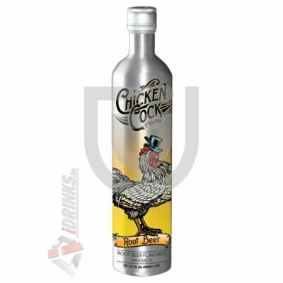 Chicken Cock Root Beer Whiskey [0,7L 35%]