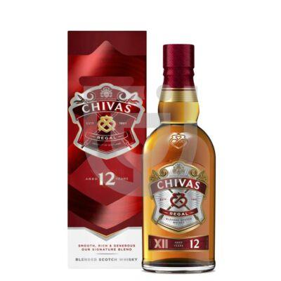 Chivas Regal 12 Years Whisky [0,5L|40%]