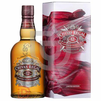 Chivas Regal 12 Years Whisky (FDD) [0,7L|40%]