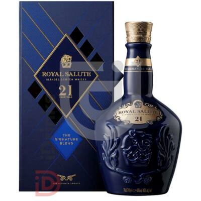 Chivas Regal Royal Salute 21 Years Whisky [0,7L|40%]