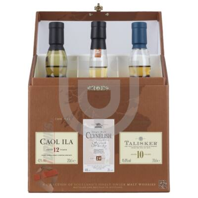 """Classic Malts Collection """"Brown"""" [3*0,2L