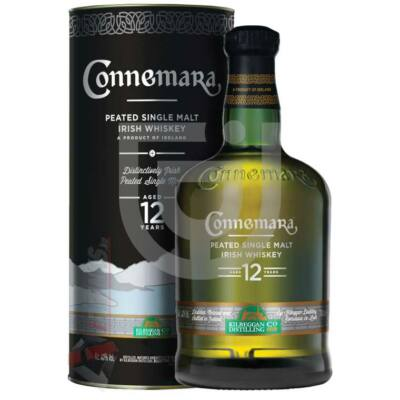 Connemara 12 Years Whiskey [0,7L|40%]