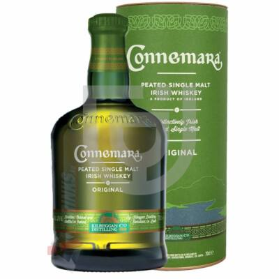 Connemara Irish Peated Whiskey [0,7L|40%]