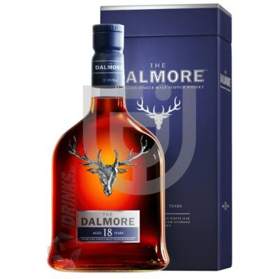 Dalmore 18 Years Whisky [0,7L 43%]