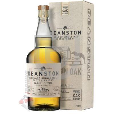 Deanston Virgin Oak Whisky [0,7L 46,3%]