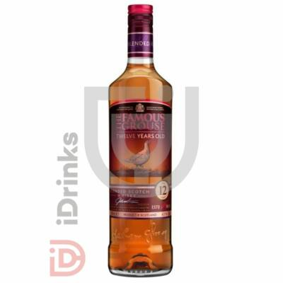 Famous Grouse 12 Years Whisky [0,7L 40%]