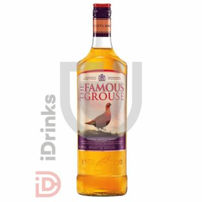 Famous Grouse Whisky [1L 40%]