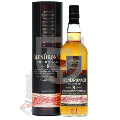 GlenDronach 8 Years The Hielan Whisky [0,7L|46%]