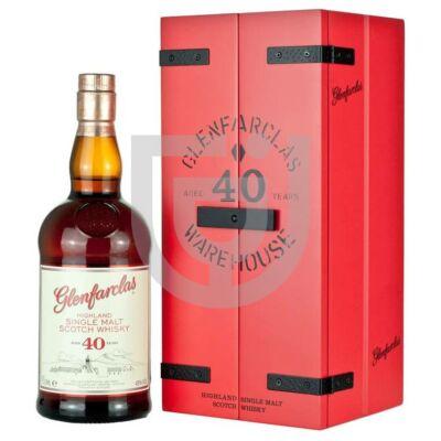 Glenfarclas 40 Years Whisky [0,7L 46%]
