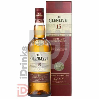 Glenlivet 15 Years Whisky [0,7L|40%]